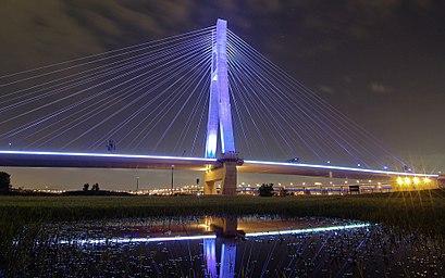 怎樣搭車去新北大橋 - 景點介紹