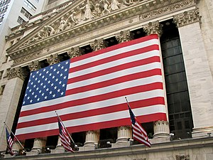New York City - Stock Exchange (NYSE) Deutsch:...