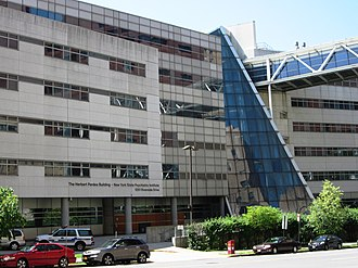 New York State Psychiatric Institute - Herbert Pardes Building