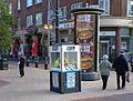 Newspaper Kiosk, Jameson Street, Hull - geograph.org.uk - 627767.jpg