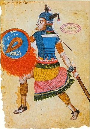 Nezahualcoyotl (1402-1472), ruler of Texcoco, ...