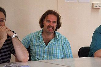 Nick Abadzis - Abadzis at Caption 2008