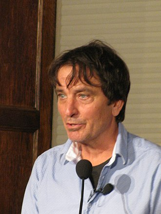 Nick Flynn - Flynn at Lannan Poetry Series