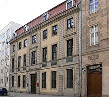Das Nicolaihaus in der Brüderstraße in Berlin-Kölln (Quelle: Wikimedia)