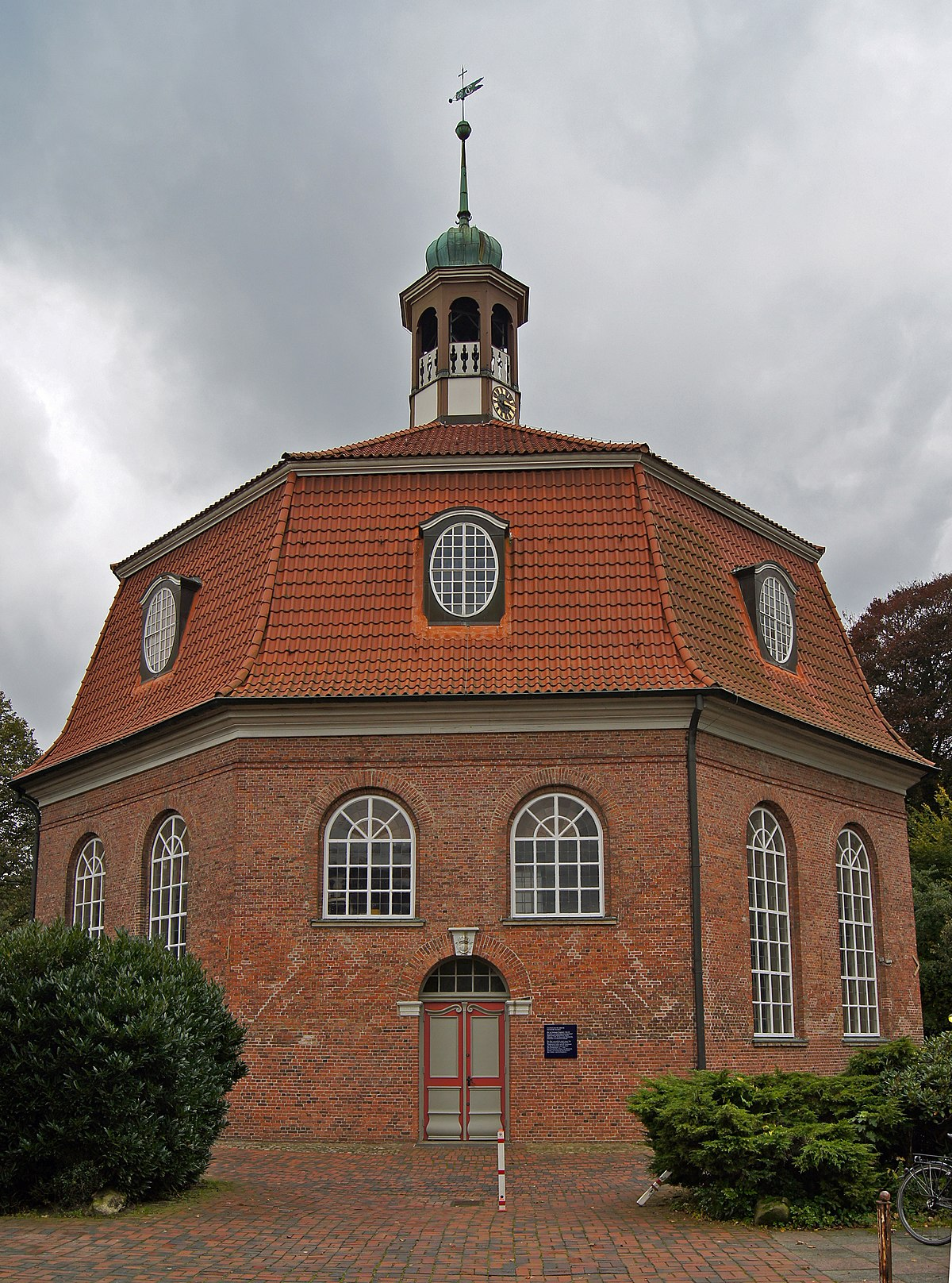 kirche am markt hamburg niendorf wikipedia. Black Bedroom Furniture Sets. Home Design Ideas