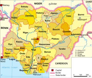 Communal conflicts in Nigeria