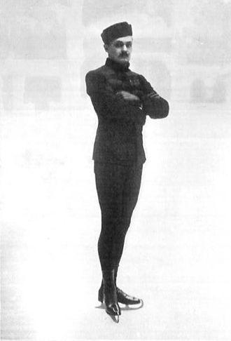 Nikolai Panin - Panin in 1908.