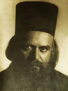 Saint Nikolaj Velimirović