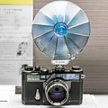 Nikon SP Nikon BC-5 flash unit 2015 Nikon Museum.jpg