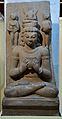 Nilakantha Avalokitesvara - Sandstone - Circa 6th Century AD - Sarnath - Archaeological Museum - Sarnath - Uttar Pradesh - Indian Buddhist Art - Exhibition - Indian Museum - Kolkata 2012-12-21 2344.JPG