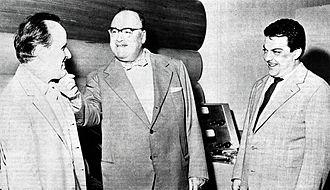 Nino Rota - Nino Rota (left)