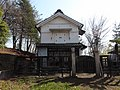Nirasaki Folk Museum. the old Ono house. Storehouses.A.JPG