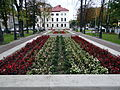 Nisko - Park - klomby (01).jpg