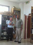 Nissan Slomiansky and rabbi Re'em Hacohen.jpg