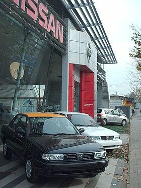 Nissan Tsuru V16 - Wikipedia, la enciclopedia libre