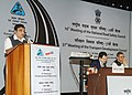Nitin Gadkari addressing the 16th Meeting of the National Road Safety Council (NRSC) and 37th Meeting of the Transport Development Council (TDC), in New Delhi.jpg