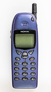 Nokia 6110 cell phone model