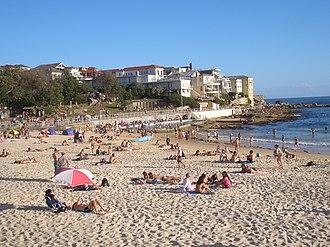 Eastern Suburbs (Sydney) - Image: North Bondi 1