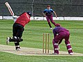 North Middlesex CC v Hampstead CC at Crouch End, Haringey, London 24.jpg
