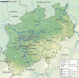 North Rhine-Westphalia topographic map 01.jpg