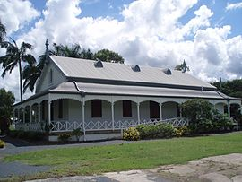 North Rockhampton Borough Chambers (2009).jpg