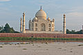 North side of the Taj Mahal 02.jpg