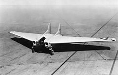 Northrop XP-79 Flying Ram