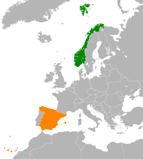 Norway–Spain relations