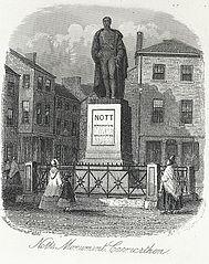 Notts Monument, Carmarthen