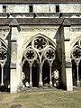 Noyon (60), cathédrale Notre-Dame, cloître, galerie ouest, vue depuis l'est 5.jpg