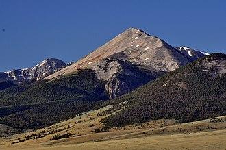 Lemhi Range - Image: Npnht lemhi mountains near leadore idaho 082011 rogermpterson 005