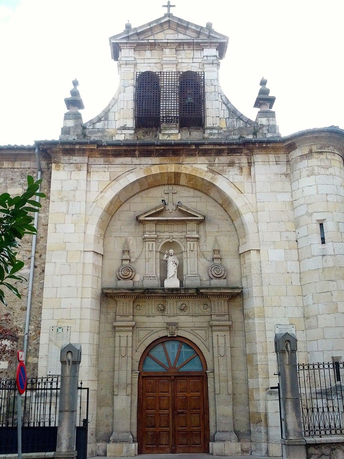 Iglesia de Nuestra Señora de la Consolación (Santander ...