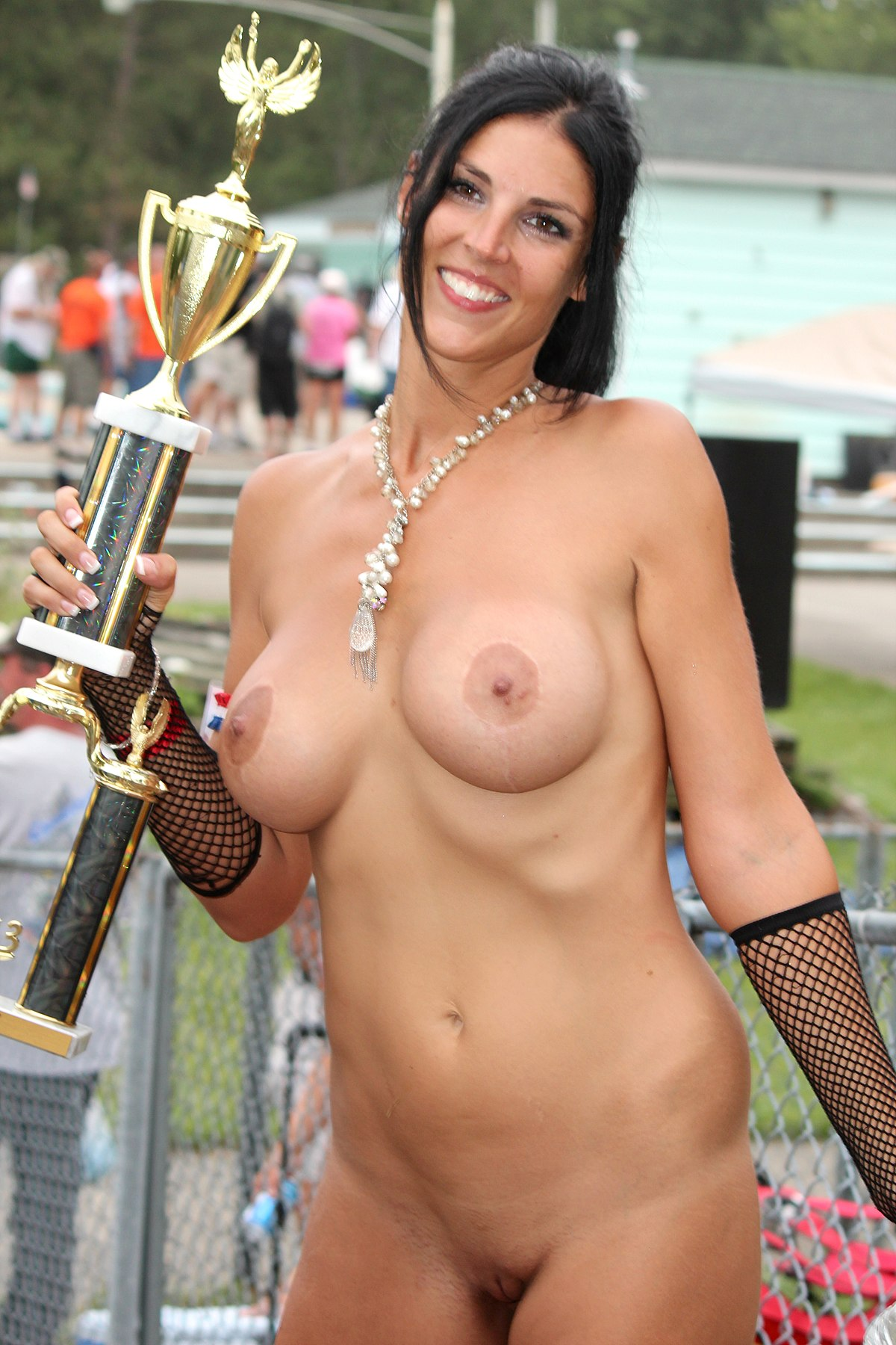 Free nudist beauty pageant video think, that