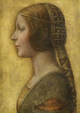 Nuptial Portrait of a Young Woman