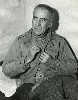 Militant League for German Culture - Frick in his cell, November 1945