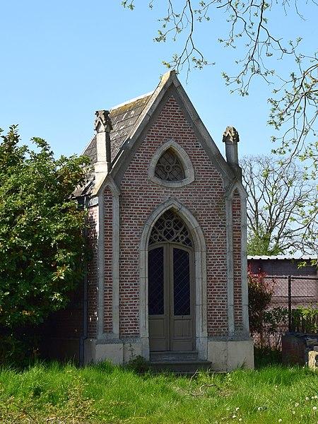 O.L.V. van Lourdeskapel, Opwijk