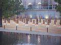 OKC National Memorial Chairs.JPG
