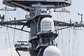 OPS-20C radars on JS DD115 Akizuki at Nagoya (2013 August 4th).jpg