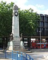 Obelisk war memorial, Euston Square - geograph.org.uk - 1548696.jpg