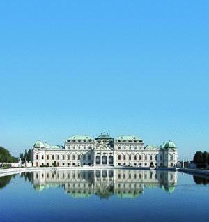 Österreichische Galerie Belvedere - Upper Belvedere