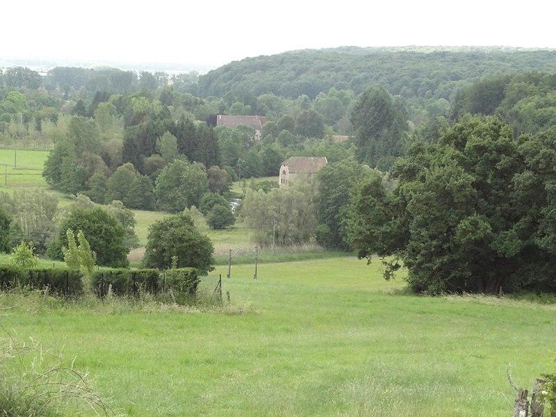 Oberstinzel (Moselle) paysage