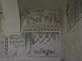 Oberzeiring - Knappenkirche - Fresken linke Wand.jpg