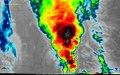 File:October 2015 South Carolina flood infrared satellite animation.webm