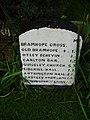 Old Milestone in Bramhope - geograph.org.uk - 239835.jpg