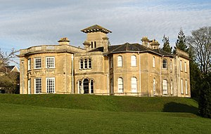 Oldfield School - Penn House, a Grade II listed building