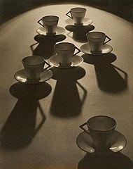 Tea cup ballet