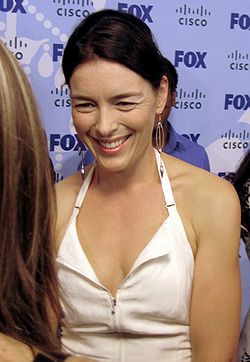 Olivia Williams the ghost writer