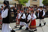 Costume tradizionale.