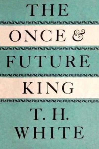 Picture of a book: The Once And Future King