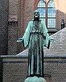 Oosterbeek - Heilig Hartbeeld van August Falise.jpg